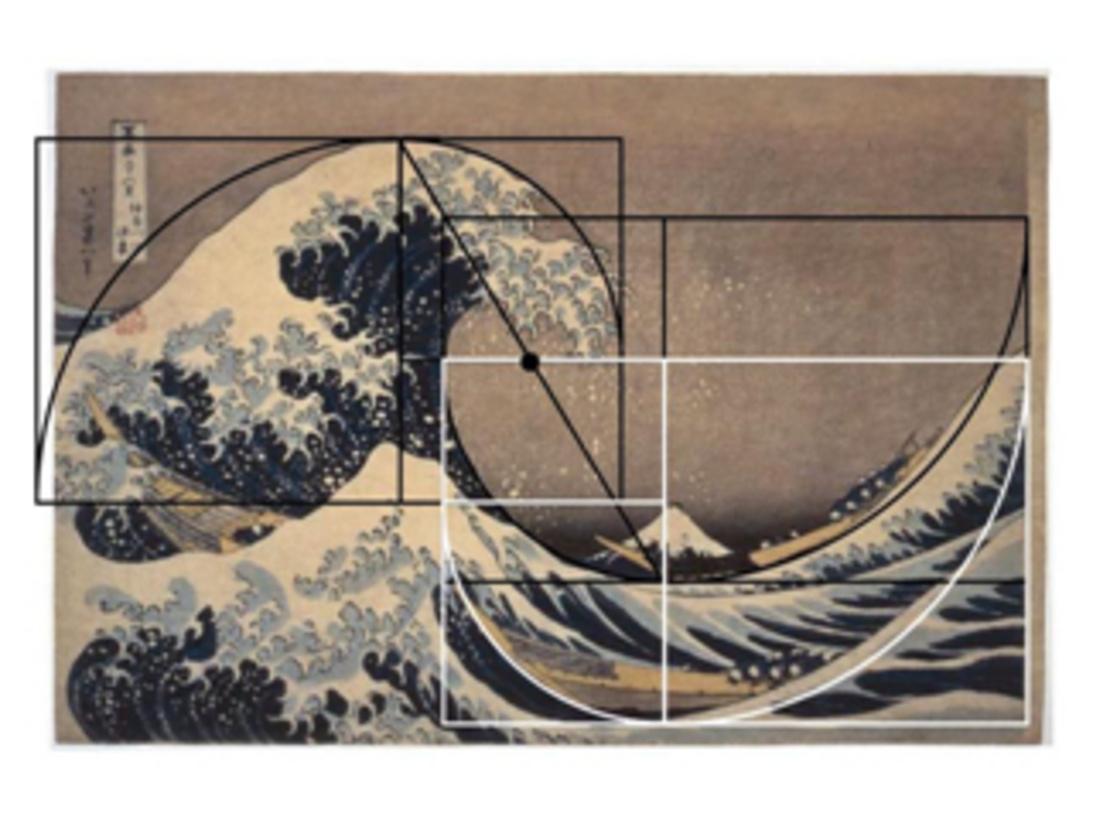 Technology seeds of kyushu university discoveries for Golden ratio artwork
